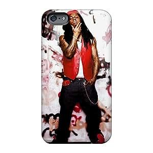 JamieBratt Apple Iphone 6 Great Cell-phone Hard Covers Custom High Resolution Lil Wayne Skin [yuh13644EyLF]