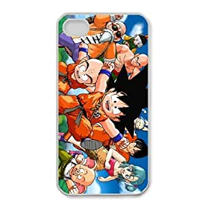 iphone4 4s phone cases White Dragon Ball fashion cell phone cases TRUG1008909
