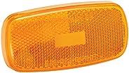 Bargman 34-59-012 #59 Series Amber Clearance Light Replacement Lens, Standard