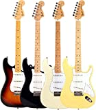 Fender/Japan Exclusive Classic 70s Stratocaster® Maple Fingerboard【フェンダー】 (Yellow White)