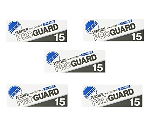 Feather Artist Club Pro Guard Blade (5-packs)