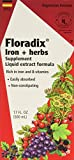 Cheap Floradix Iron + Herbs, 17 oz (Pack of 2)