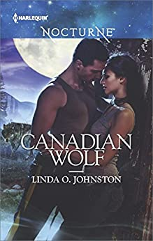 Canadian Wolf (Harlequin Nocturne) by [Johnston, Linda O.]