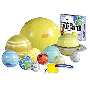 Learning Resources Inflatable Solar System