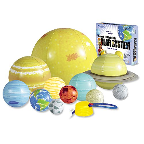 Learning Resources Inflatable Solar System Set (Set Inflatable)