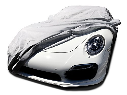 CarsCover Custom Fit 2012-2018 Porsche 911 (991 Series) Carrera / Targa / Turbo / GTS Car Cover for 5 Layer Ultrashield (911 Turbo)