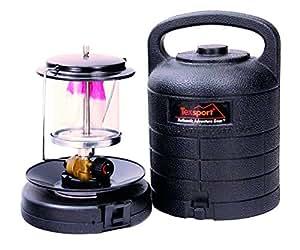 Texsport Propane Lantern w/Carry Case