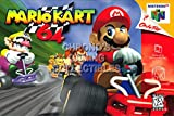 CGC Huge Poster – Mario Kart – Nintendo 64 N64 – N64027 (16″ x 24″ (41cm x 61cm)) Reviews