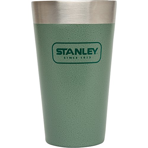 Stanley Adventure Stacking Vacuum Pint  Green  16 Oz