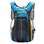 PELLIOT Bike Backpack for Women and Men 20L Waterproof Cycling Bicycle Rucksack, Breathable Lightweight and Wear…