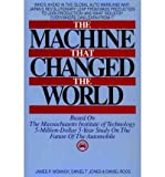 img - for [(Machine That Changed the World )] [Author: Daniel Roos] [Oct-1990] book / textbook / text book
