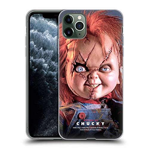 Bride of Chucky Movie CHUCKY GETS LUCKY Licensed Adult T-Shirt All Sizes
