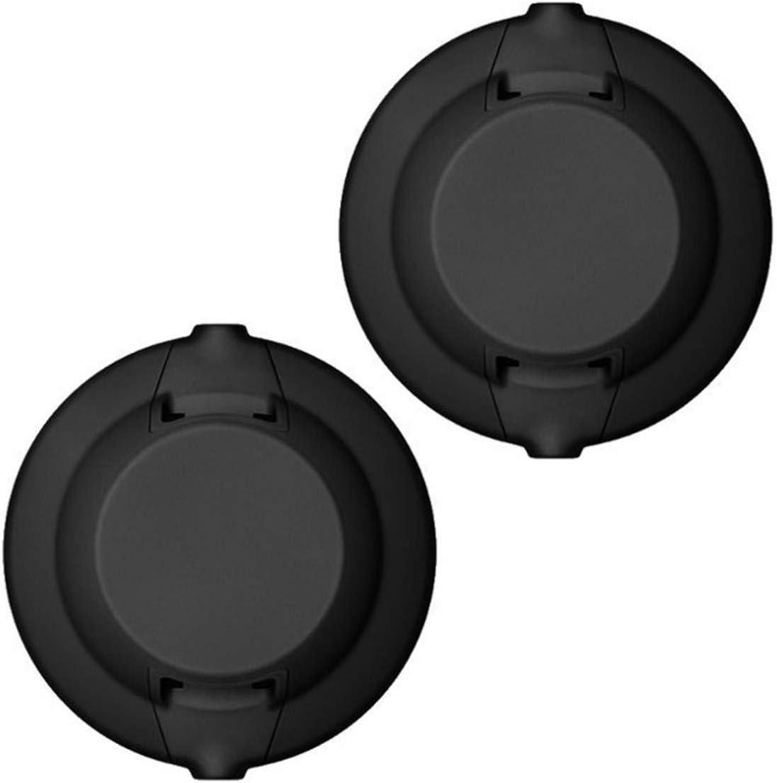 AIAIAIAI S05 Enceinte modulaire TMA-2 100 mW 113 dB membrane en cellulose biologique pilote 40 mm en n/éodyme de haute qualit/é Noir