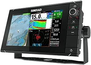 Simrad Nss9 Plotter Multifunción Evo2 Con Una Sonda De Profundidad Integrado (Sin Encoder): Amazon.es: Bricolaje y herramientas