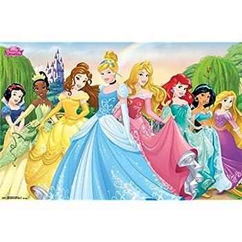 Amazon.com: Disney - Princess - Ariel Poster - Rare New ...