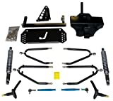 Yamaha G22 Golf Cart 6''-8'' Jake's Long Travel Lift Kit