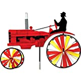 29 In. Old Tractor Red Spinner