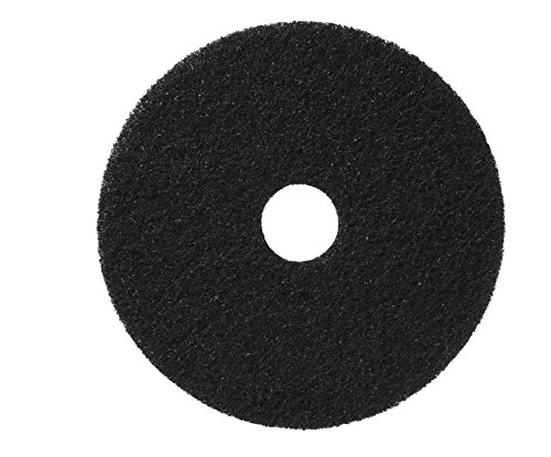 Glit/Microtron 400120 Standard Strip Pad, 20'', Black (Pack of 5) by Glit / Microtron