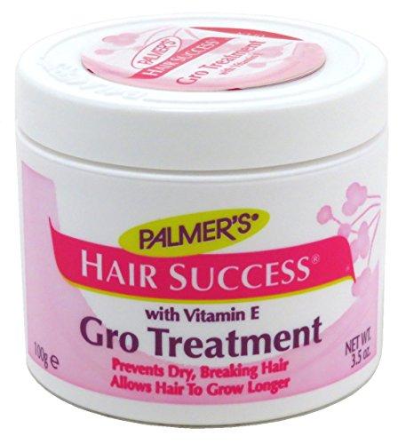 Gro Hair Treatment (Palmers Hair Success Gro Treatment Jar 3.5 Ounce (103ml))