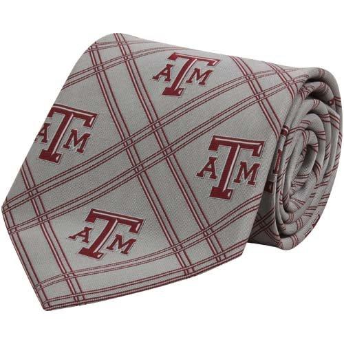 Texas A&M Woven Poly 2 Necktie