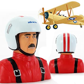 AGM® 1/4 Scale Pilot Figure For RC Hobby Accessories Fancy