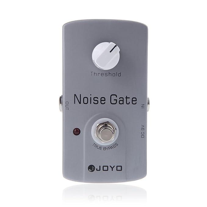 9 opinioni per JOYO JF-31 Noise Gate Elettrica Chitarra Effetti a Pedale Noise Suppressor True