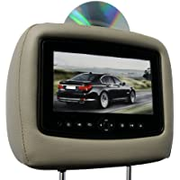 CarShow by Rosen CS-HDODY11-T49 Single DVD Headrest System
