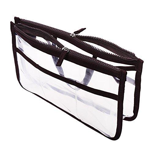 Transparent Multi funtional Cosmetic Toiletry Handbag