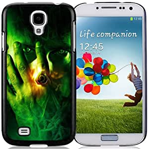 Designed To Think Hard Plastic Samsung Galaxy S4 I9500 Protective Phone Case
