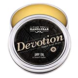 Can You Handlebar Devotion Dry Oil Beard Balm: Patchouli Floral