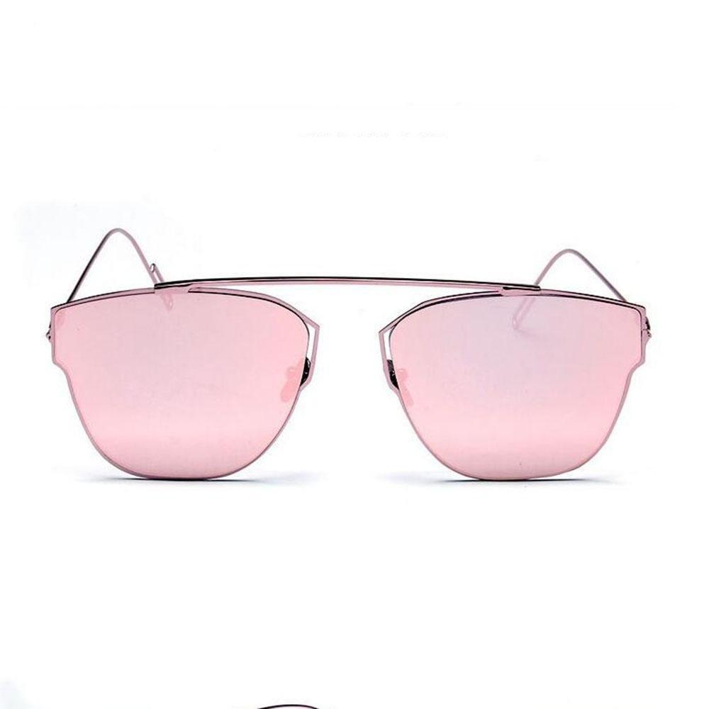 Z&YQ Sonnenbrille Metallbeschichtung Katze Auge Sonnenbrille Frauen Designer Vintage Sun Brille Z&YQ sports