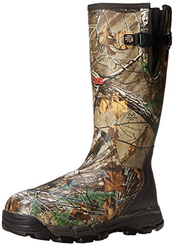rubber insulated hunting boots - 5