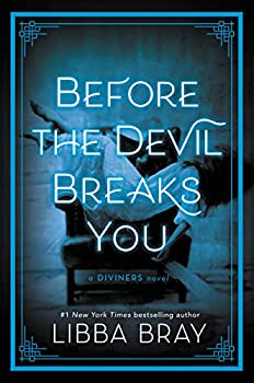 Before the Devil Breaks You by Libba Bray science fiction and fantasy book and audiobook reviews