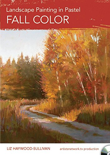 Landscape Painting in Pastel - Fall - Dvd Pastel