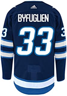 sports shoes 32950 a0806 Dustin Byfuglien Winnipeg Jets Adidas Authentic Home NHL Hockey Jersey