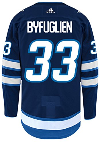 Home Hockey Jersey - adidas Dustin Byfuglien Winnipeg Jets Authentic Home NHL Hockey Jersey
