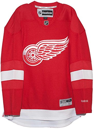 NHL Detroit Red Wings Premier Jersey, Red, Medium
