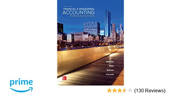 Financial managerial accounting jan williams susan haka mark s financial managerial accounting jan williams susan haka mark s bettner joseph v carcello 9781259692406 amazon books fandeluxe Gallery