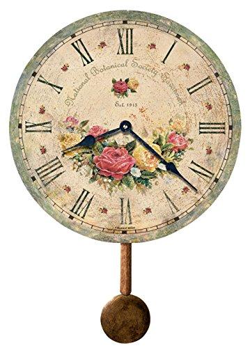 Howard Miller 620-401 Savannah Botanical Society VI Wall Clock (Savannah Kitchen)