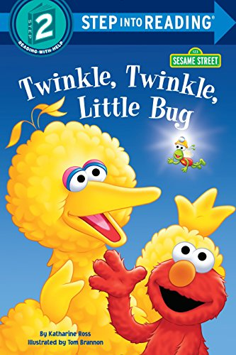 Reading Bug - Twinkle, Twinkle, Little Bug (Step-Into-Reading, Step 2)