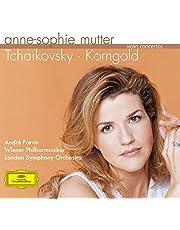 Tchaikovsky: Vln Cto / Korngold: Vln Cto