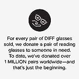 DIFF Eyewear - Bella - Designer Square Oversized