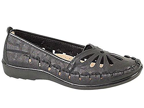 Nero Nero Foster Donna Footwear Mocassini Donna Foster Donna Foster Mocassini Footwear Donna Nero Mocassini Footwear Footwear Foster Mocassini ffpTqxw
