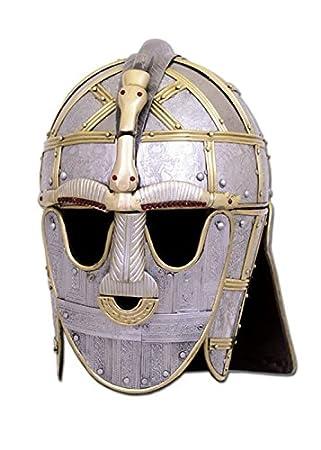 El Casco de Sutton Hoo, spätes 8. Siglo – Vikingo, vikingo Casco –
