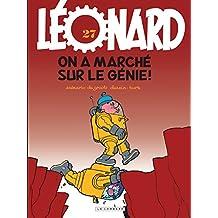 Léonard 27 On a marché sur le génie!