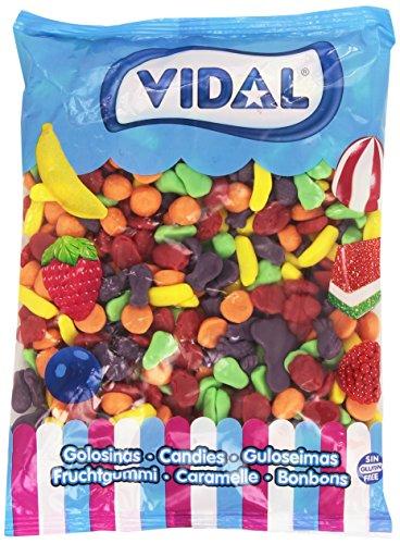 Vidal – Frutitas Light – Caramelo de goma – 1 kg