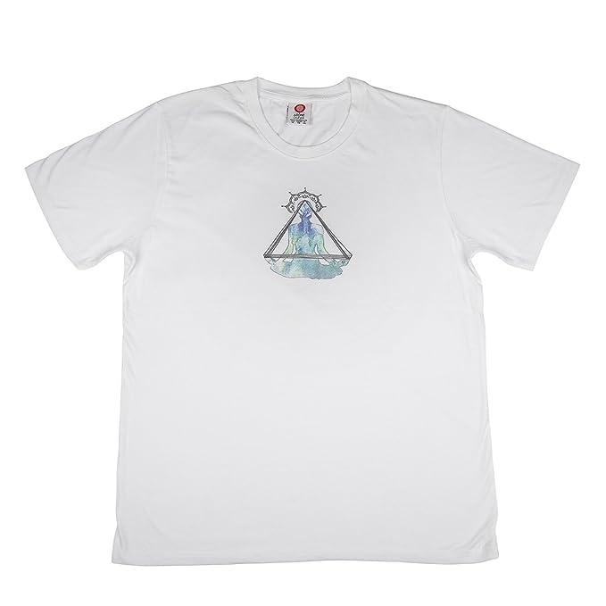 storeindya Regalos Camisetas de algodón Yoga Meditación ...