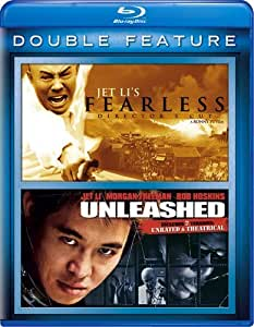 Jet Li's Fearless / Unleashed Double Feature [Blu-ray]