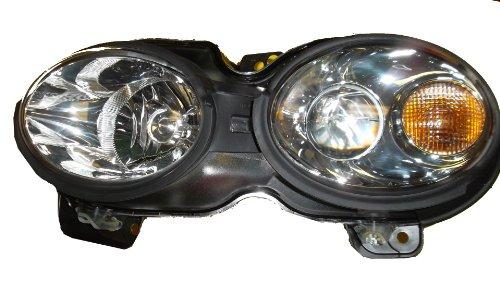 Jaguar OEM Left X-Type Headlamp by Jaguar