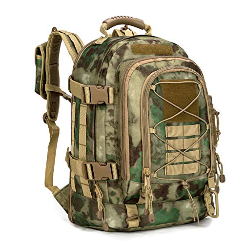 WolfWarriorX Backpack Military Backpacks for Men Tactical 3 Day Expandable Bag FG ATACS